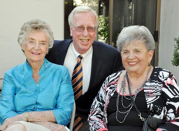 Ruth B. Shannon & Selma Minerd